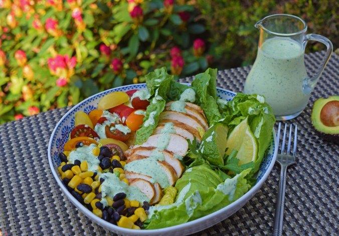 Southwestern Salad1
