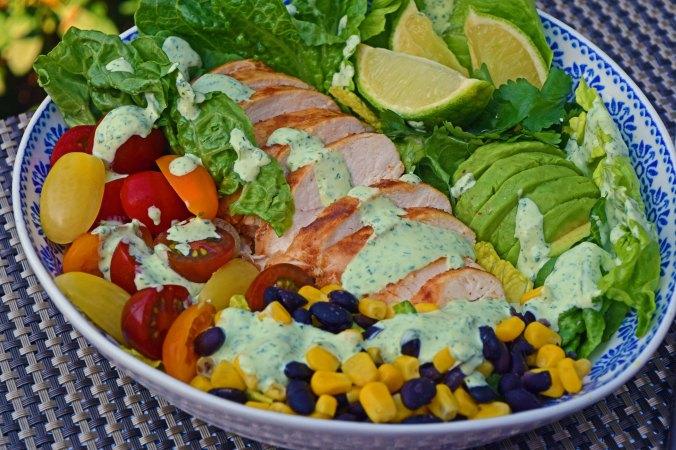 Southwestern Salad3