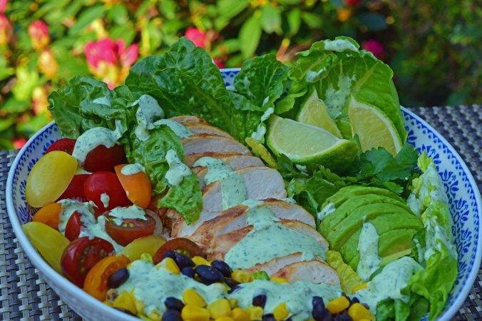 Southwestern Salad5