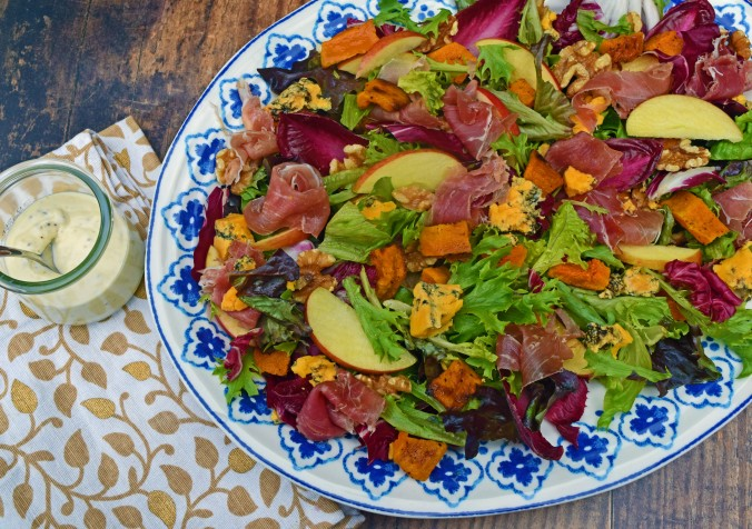 Fall salad3