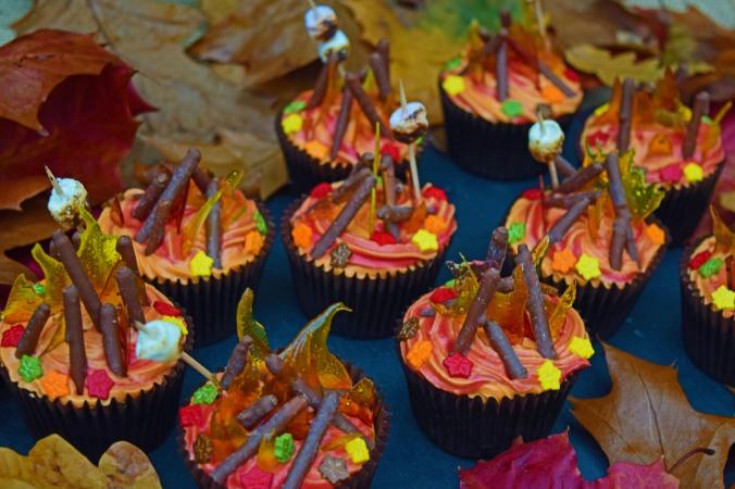 Bonfire Cupcakes2