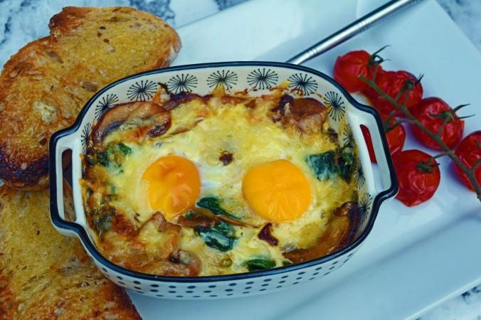 Baked Eggs02