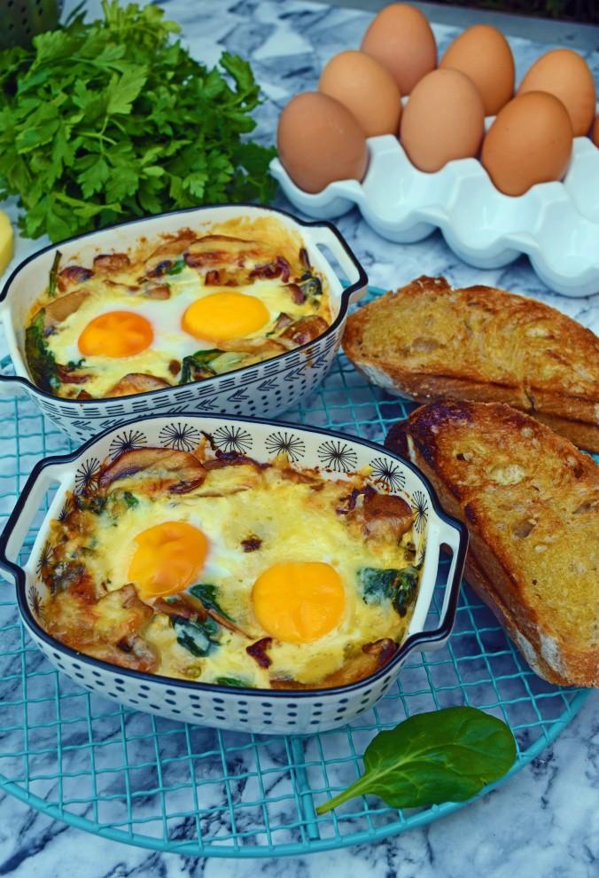 Baked Eggs05