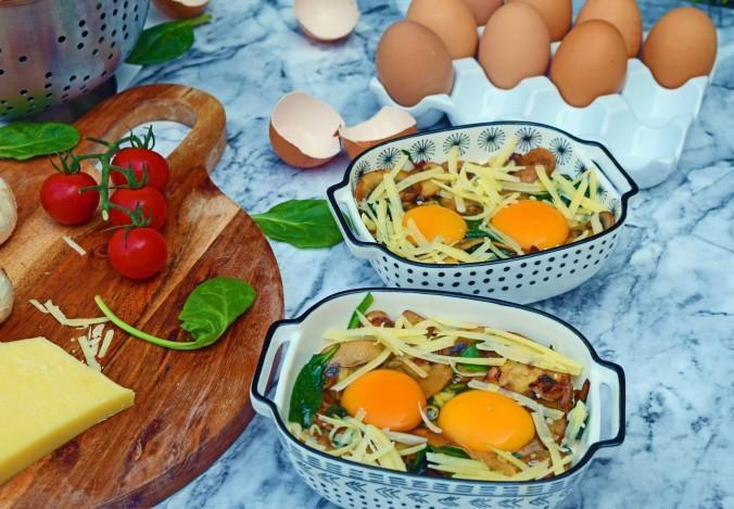 Baked Eggs06